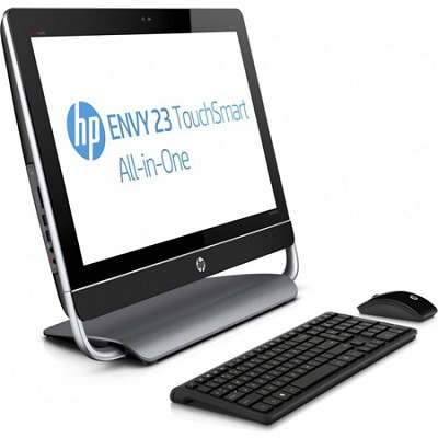 ENVY 23-d290 TouchSmart 23` HD All-in-One Desktop PC - Intel Core i5-3330S Proc.