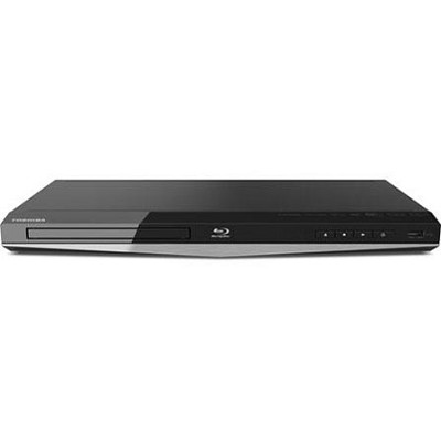 BDX3300 Smart Blu-Ray Disc Player with Full HD 1080p, Built-in Wi-Fi - OPEN BOX