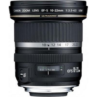 EF-S 10-22mm F/3.5-4.5 USM Lens