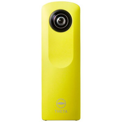 Theta M15 360 Degree Spherical Panorama Camera (Yellow) - 910702