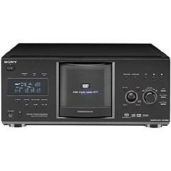 DVP-CX985V 400 Disc Progressive DVD/SACD Player