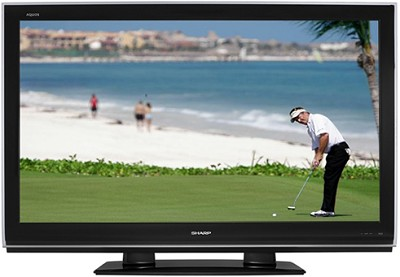 LC-46D82U - AQUOS 46` High-definition 1080p LCD TV