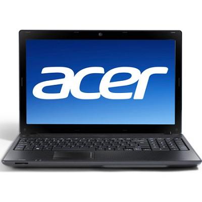 Aspire AS5742-6580 15.6` Notebook PC - Intel Core i3-370M Processor