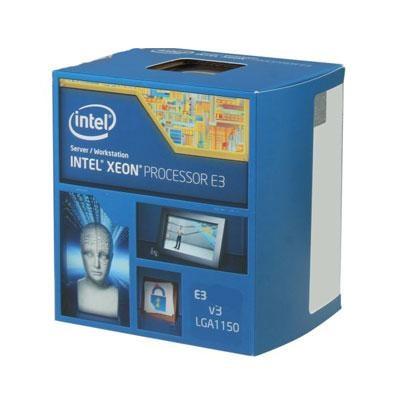 Xeon E3-1220 v3 3.1 GHz Processor - BX80646E31220V3