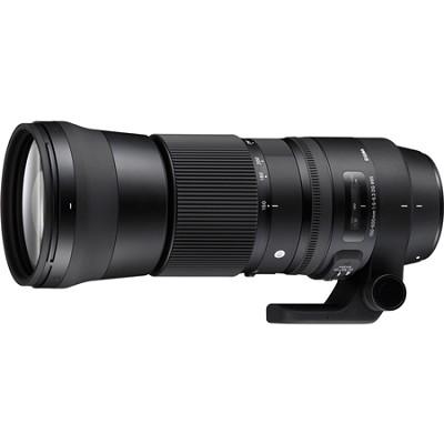 150-600mm F5-6.3 DG OS HSM Zoom Lens (Contemporary) for Canon DSLR Cameras