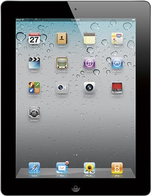 iPad 2 16GB with Wi-Fi - Black MC769LL/A or MC954LL/A