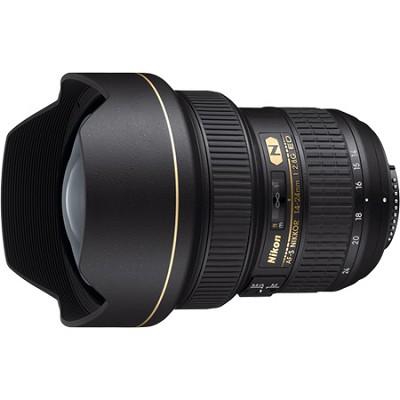 14-24mm f/2.8G AF-S NIKKOR ED Lens, NEW! Nikon 5-Year USA Warranty