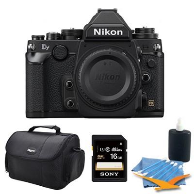 Df Full-Frame Digital SLR Camera Kit