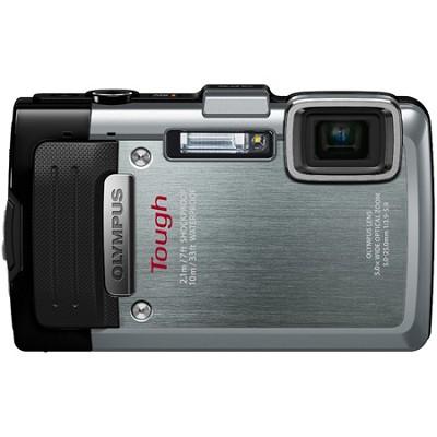 TG-830 iHS STYLUS Tough 16 MP 1080p HD Digital Camera - Silver