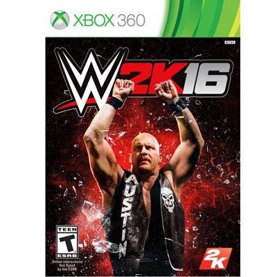 WWE 2K16  X360