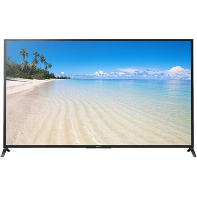 KDL70W850B - 70-Inch 1080p 120Hz Smart 3D LED HDTV - OPEN BOX LOCAL PICKUP ONLY
