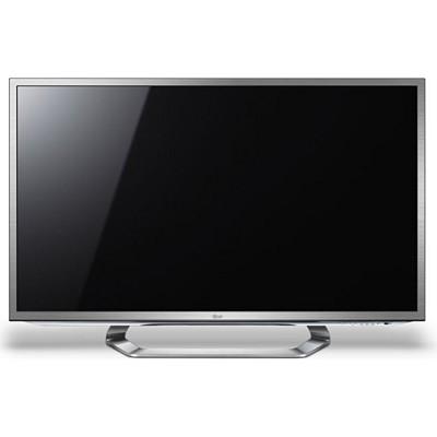 55` Cinema 1080P 120Hz 3D LED with Google & 6 3D Glasses -OPEN BOX