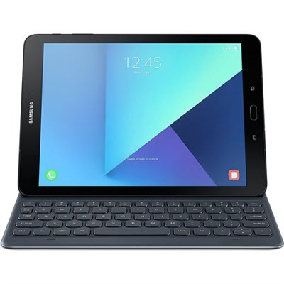 Galaxy Tab S3 9.7` Tablet Keyboard Cover - Grey