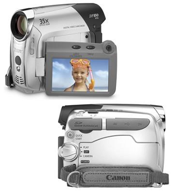 ZR850 Mini-DV Digital Camcorder