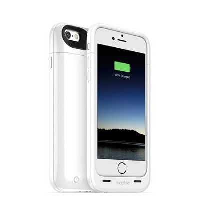 Juice Pack Plus iPhone 6 - White (3,300 mAh)