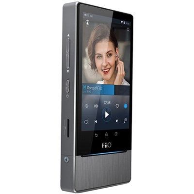 X7 High Resolution Lossless Music Player