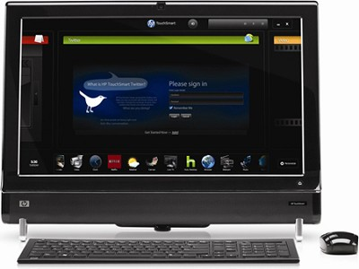 DT HP 300-1122 Touchsmart PC