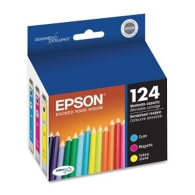 Color Multipack Moderate Capacity Inkjet Cartridge - T124520-S