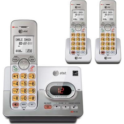 EL52303 3 Handset DECT 6.0 Cordless Telehone with Caller ID/Call Waiting