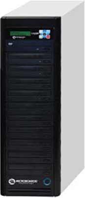 Blu-Ray Tower Duplicator, HDD to 20(6X BD-R/RE, 16X DVD-/+R), 500GB HD
