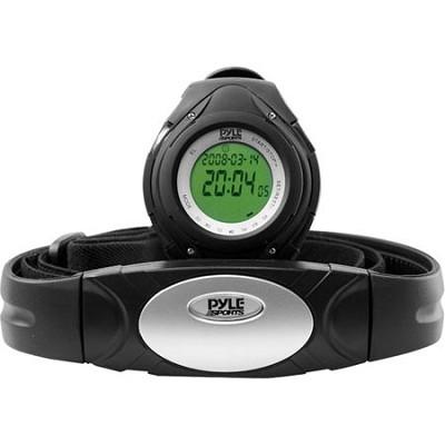 Heart Rate Monitor Watch W/ 3D Walking/Running Sensor