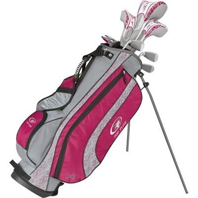 Top Flite XL 11 Piece  Women's Golf Set - Right Hand 40601321120