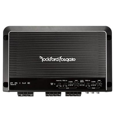 R600-4D Prime 600 Watt Class D 4 channel Amplifier