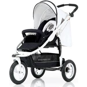 Zydeco Stroller (Black)