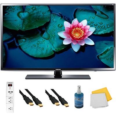 UN40H5203 - 40` HD 60Hz 1080p Smart TV Clear Motion Rate 120 Plus Hook-Up Bundle