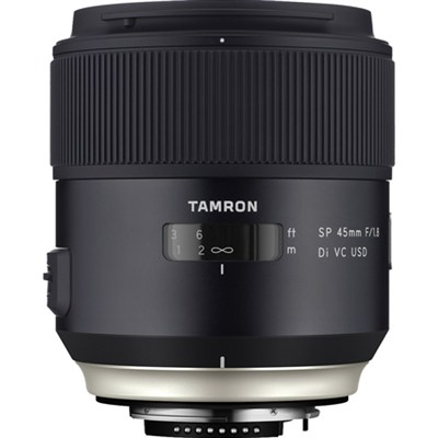 SP 45mm f/1.8 Di VC USD Lens for Canon EOS Mount (AFF013C-700)