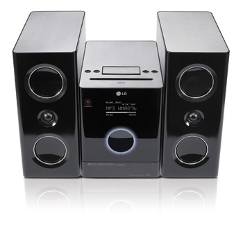 LFD850 - Micro Home Theater System w/ iPod Controls