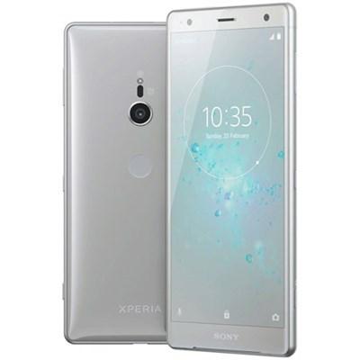 Xperia XZ2 - Unlocked Phone - 5.7` Screen - 64GB - (Liquid Silver) - (1313-7926)