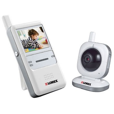 LW2001 Digital Portable Color LCD Wireless Video Baby Monitor