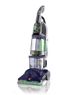 Widepath All Terrain Floor Cleaner with SpinScrub Brush System, Blue - F7458-900