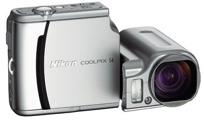 Coolpix S4 Digital Camera (Refurbished)