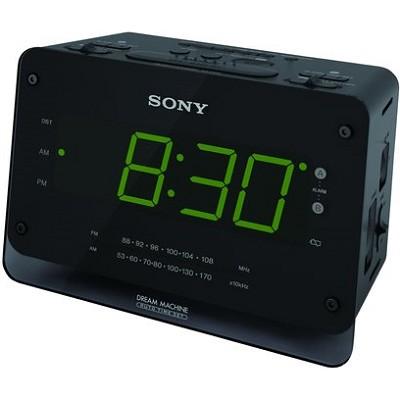ICF-C414 Clock Radio with 1.4` LED Display