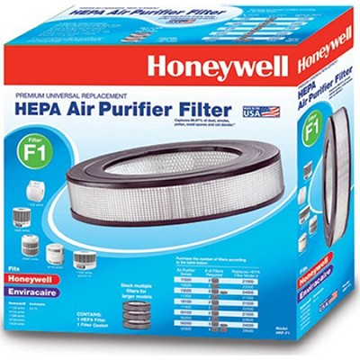HRF-F1 Long Life True HEPA Replacement Filter - OPEN BOX