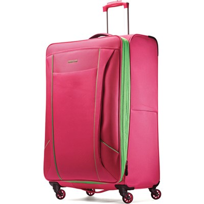 Skylite 29` Raspberry / Lime Spinner Luggage