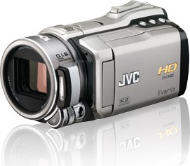 GZ-HM1S HD Flash Memory Camcorder