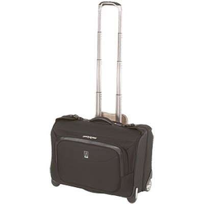 22` Carry-on Rolling Garment Bag (Black) - 4091340