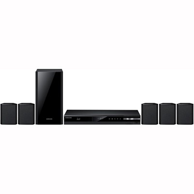HT-F4500 - 3D Blu-ray 5.1 Home Theater System