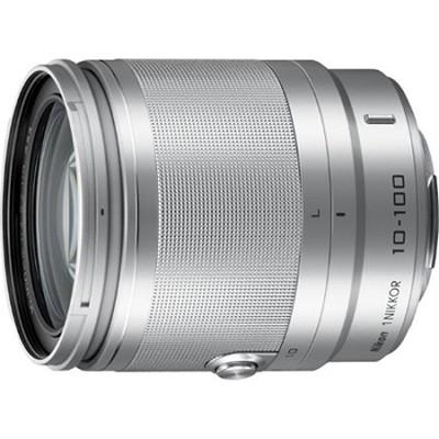 1 NIKKOR 10-100mm f/4.0-5.6 VR Lens - Silver
