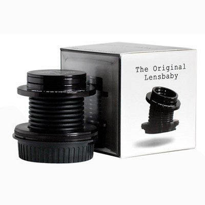LensBaby 2.0 for Nikon Mount