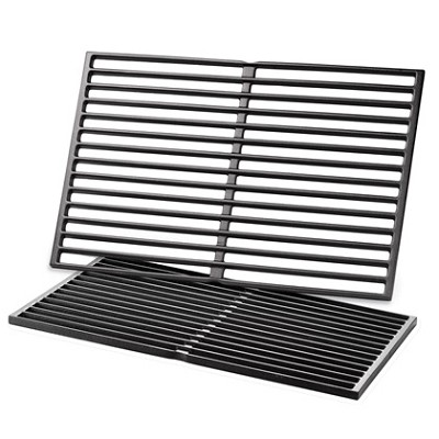 Cast-Iron Cooking Grates for genesis 300 Series - OPEN BOX