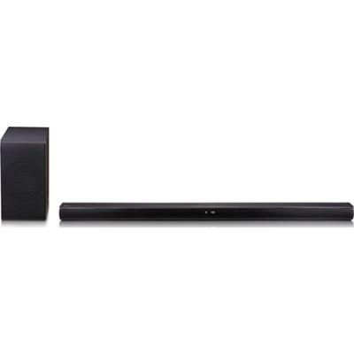 SH7B 360W 4.1ch Music Flow Wi-Fi Sound Bar w Wireless Sub