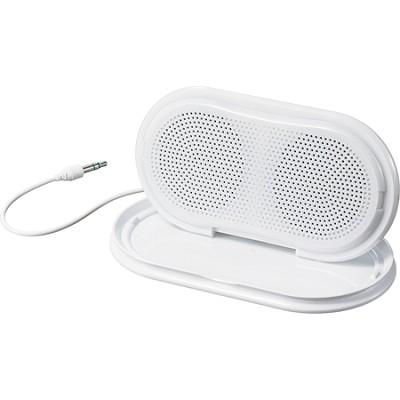SRS-TP1WHI Compact & Slim Travel Speaker