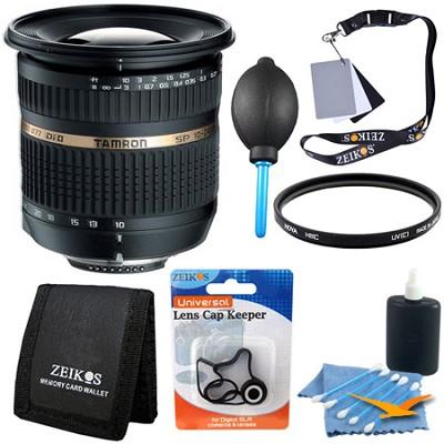 10-24mm F/3.5-4.5 Di II LD SP AF Aspherical IF Lens Kit f/ Sony Alpha & Minolta