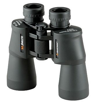 Celestron 10 x 50 Ultima DX, Water Proof Porro Prism Binocular