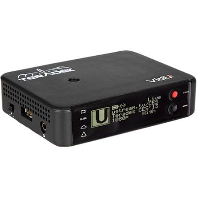 VidiU Camera-Top HDMI H.264 Encoder & Live Streaming Broadcaster