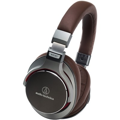SonicPro Over-Ear High-Resolution Audio Headphones - Gun Metal Grey